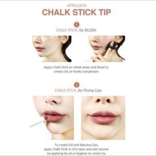April Skin Chalk Stick