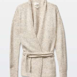 ARITZIA WILFRED FREE GIGI SWEATER