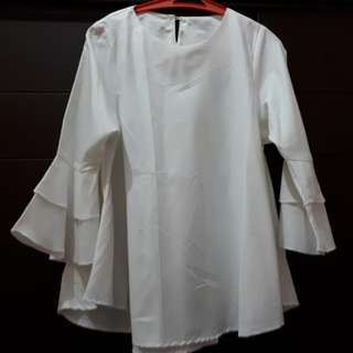 Bell Top White