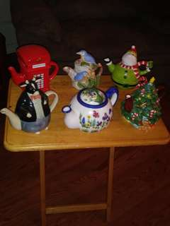 Beautiful Teapot Collection