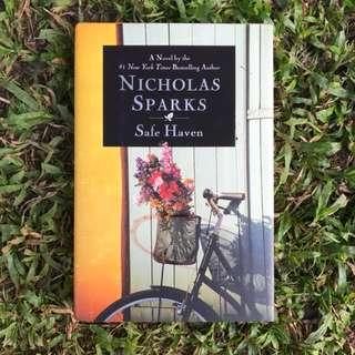Pre-loved Book: Sage Haven by Nicholas Sparks