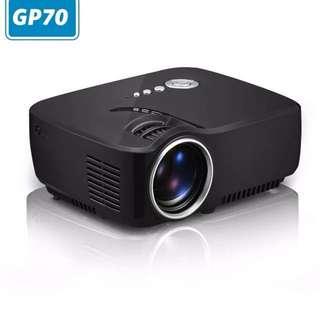 Easy Micro Projector GP70