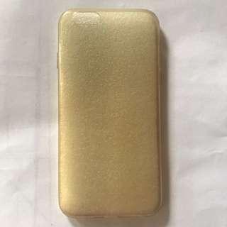 Iphone6 case translucent yellow colour
