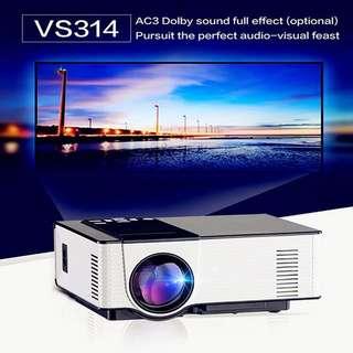 VS314 LED Projector 1500 Lumens