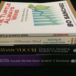 Business and Investing Books