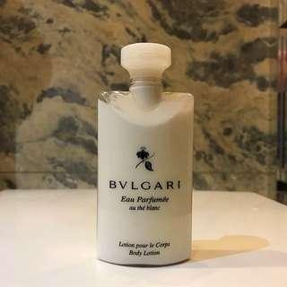 Bvlgari perfume lotion 香水潤膚露