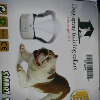 Dog spray