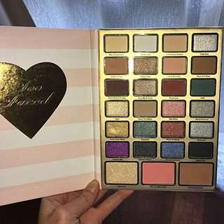 "Too Faced ""The best year ever 2018"" Palette Brand New"