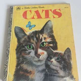 CATS - Little Golden Book