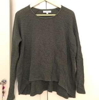 Khaki Knit