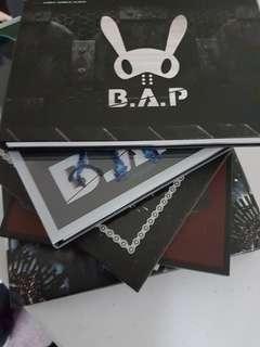 5 B.A.P albums