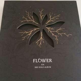 Xia Junsu Flower Album