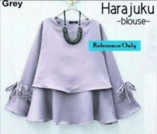 harajuku blouse