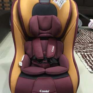 Combi carseat for sale (more photos).Details as previous listing