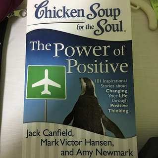 The Power or Positive- Chicken Soup for the Soul