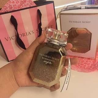 New & Authentic Victoria's Secret Bombshell Nights Perfume