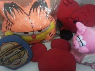 Pre loved stuffed toys