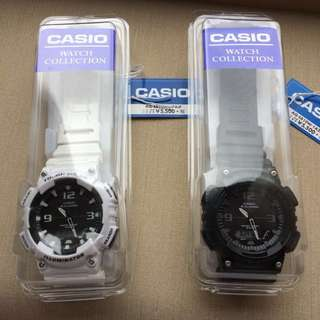 🚚 Casio 太陽能手錶 日本限定 高Cp值 只剩白色