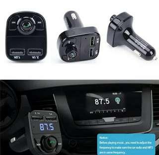 多功能藍牙播放器/電壓顯示表