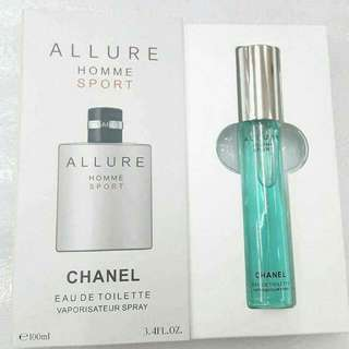 Allure Homme Sport authentic tester