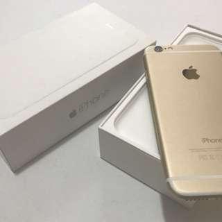 Original Apple iPhone 6 32GB Gold