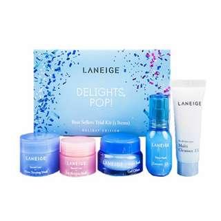 Laneige Delight Pop Trial Kit
