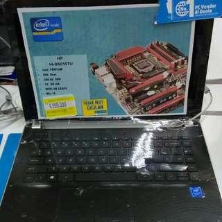 Kredit Laptop HP BS010TU