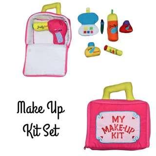 Handmade Soft Toy - Make Up Kit Set
