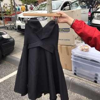 Keepsake Black Dress Size S
