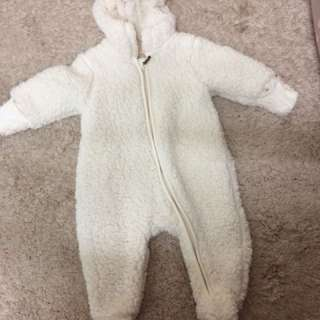 H&M costume baby jacket