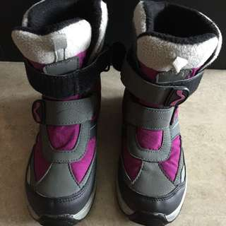 Girls / ladies winter snow boots shoes