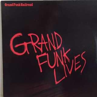 Grand funk vinyl record