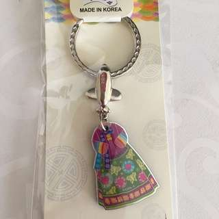 🎎 BN korea key chain