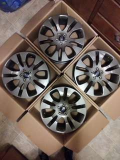 OEM Subaru wheels (like new condition)