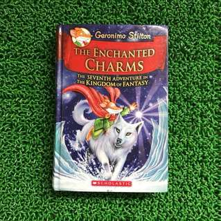 Geronimo Stilton The enchanted charms
