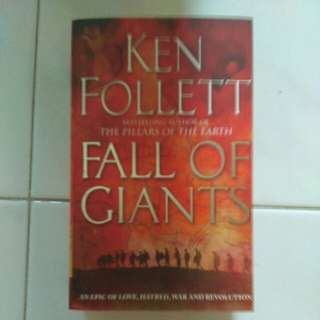 Fall of Giants - Ken Follet