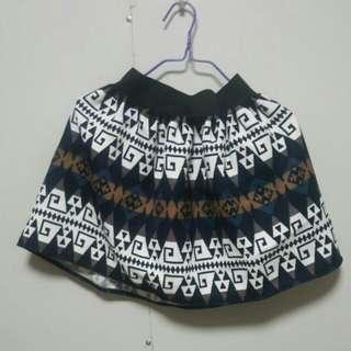 全新幾何裙