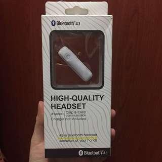Bluetooth Headset / Earphone