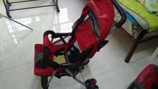Baby car stroller and car seat for sale