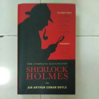 The Complete Illustrated Sherlock Holmes - Sir Arthur Conan Doyle