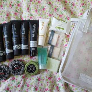 [New] Assorted toiletries