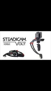 Cheap Pro-level Gimbal - Steadicam Volt Electronic + Manual Gimbal