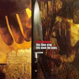 Vg+ Coming David holmes this films crap record vinyl elect