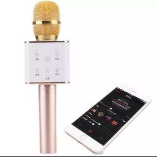 Q7 Bluetooth microphone