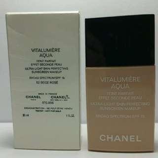 Chanel Vitalimiere Aqua