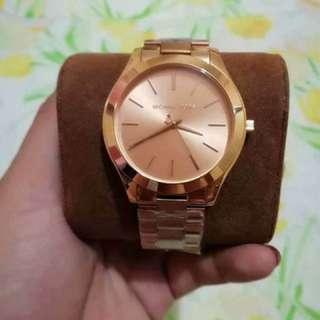 Authentic MK Watch #hello2018