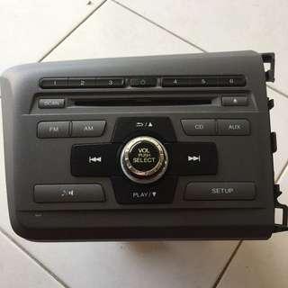 Honda Civic FB Original CD/Radio Player
