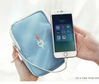 Cable Organiser/Cable Pouch/Wire Organiser