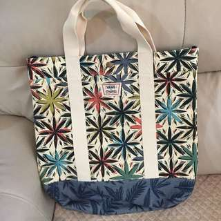 100% New Vans tote bag 全新購物袋
