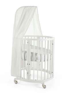 Baby crib stokke